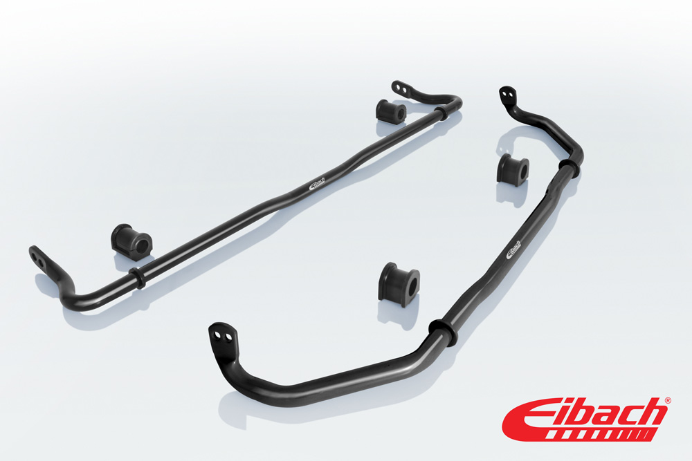 Eibach E40-72-003-01-11 Anti-Roll Kit (Front and Rear Sway Bars)