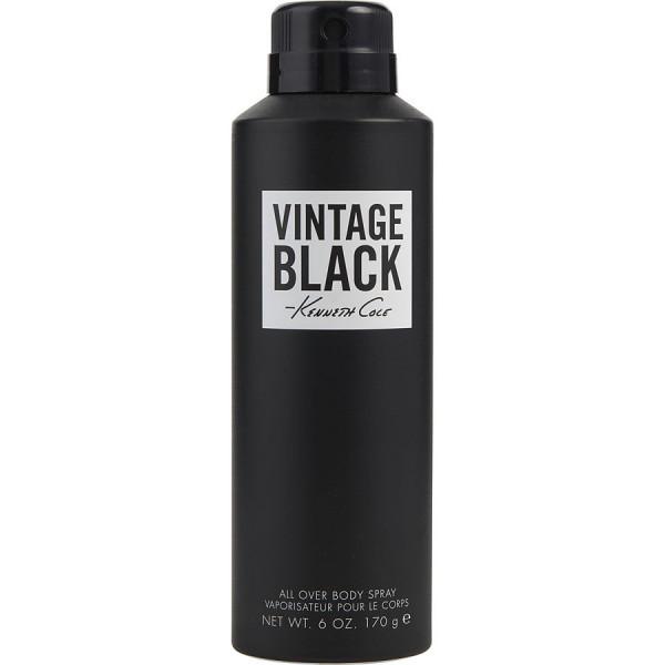 Vintage Black - Kenneth Cole Korperspray 170 g