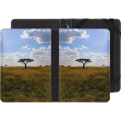 Pocketbook Touch Lux 2 eBook Reader Huelle - Tanzanian Savanna von Omid Scheybani