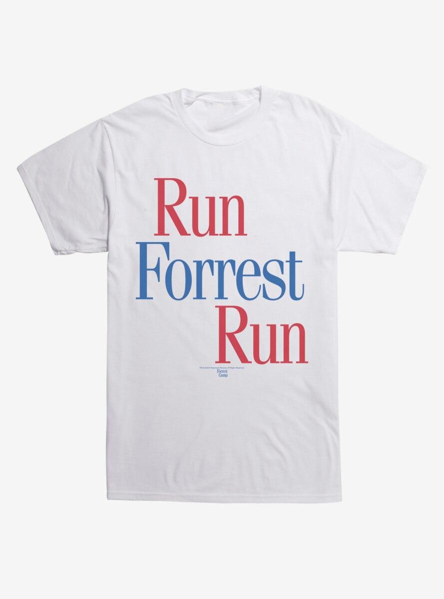 Forrest Gump Run Forest Run T-Shirt