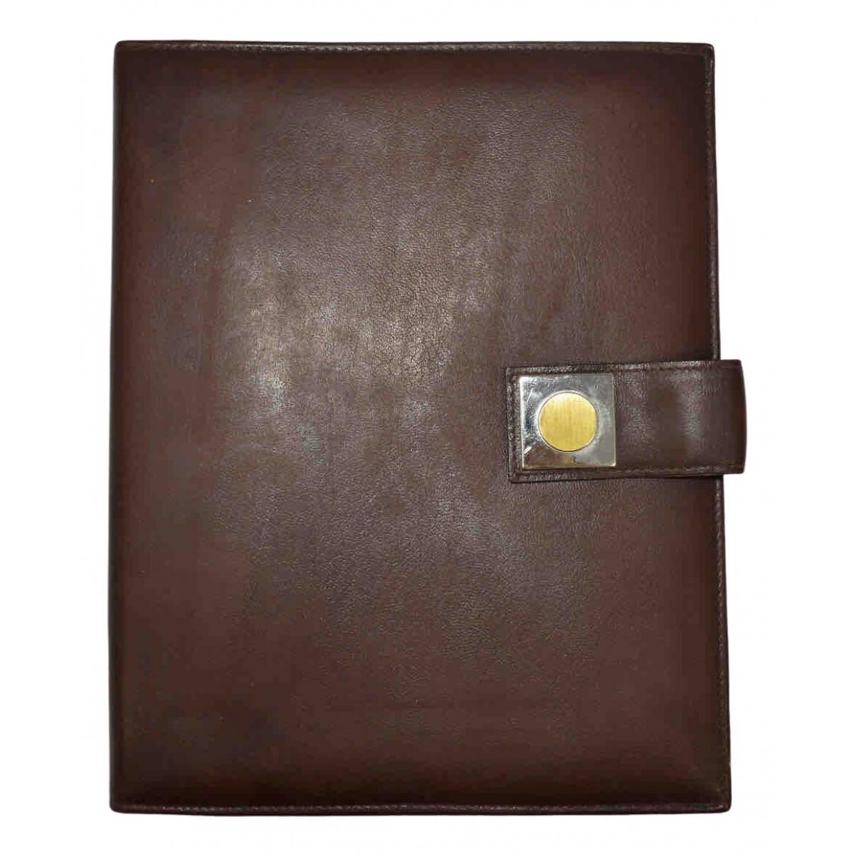 Le Tanneur - Objets & Deco   pour lifestyle en cuir - marron