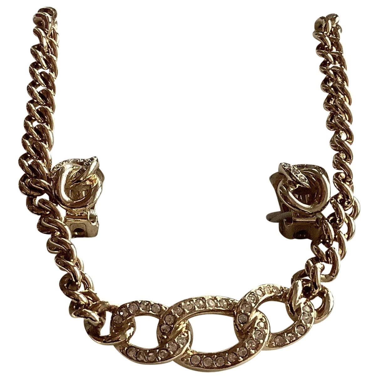 Dior \N Schmuck-set in  Gold Vergoldet