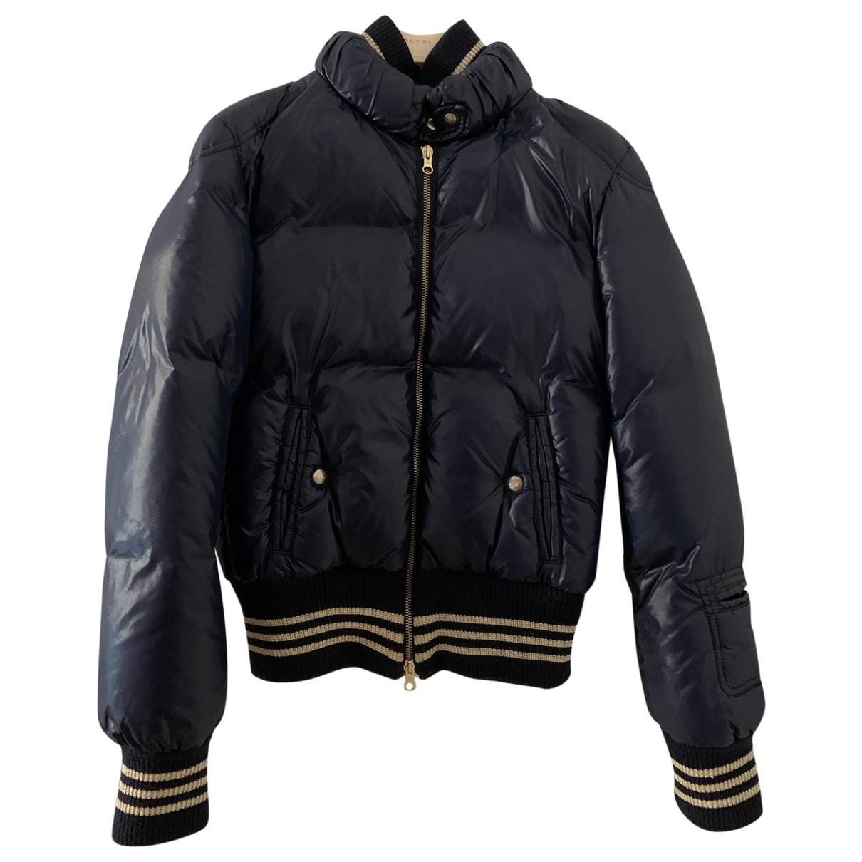 Fay \N Blue coat for Women 40 IT