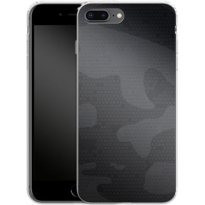 Apple iPhone 8 Plus Silikon Handyhuelle - Spec Ops Dark von caseable Designs
