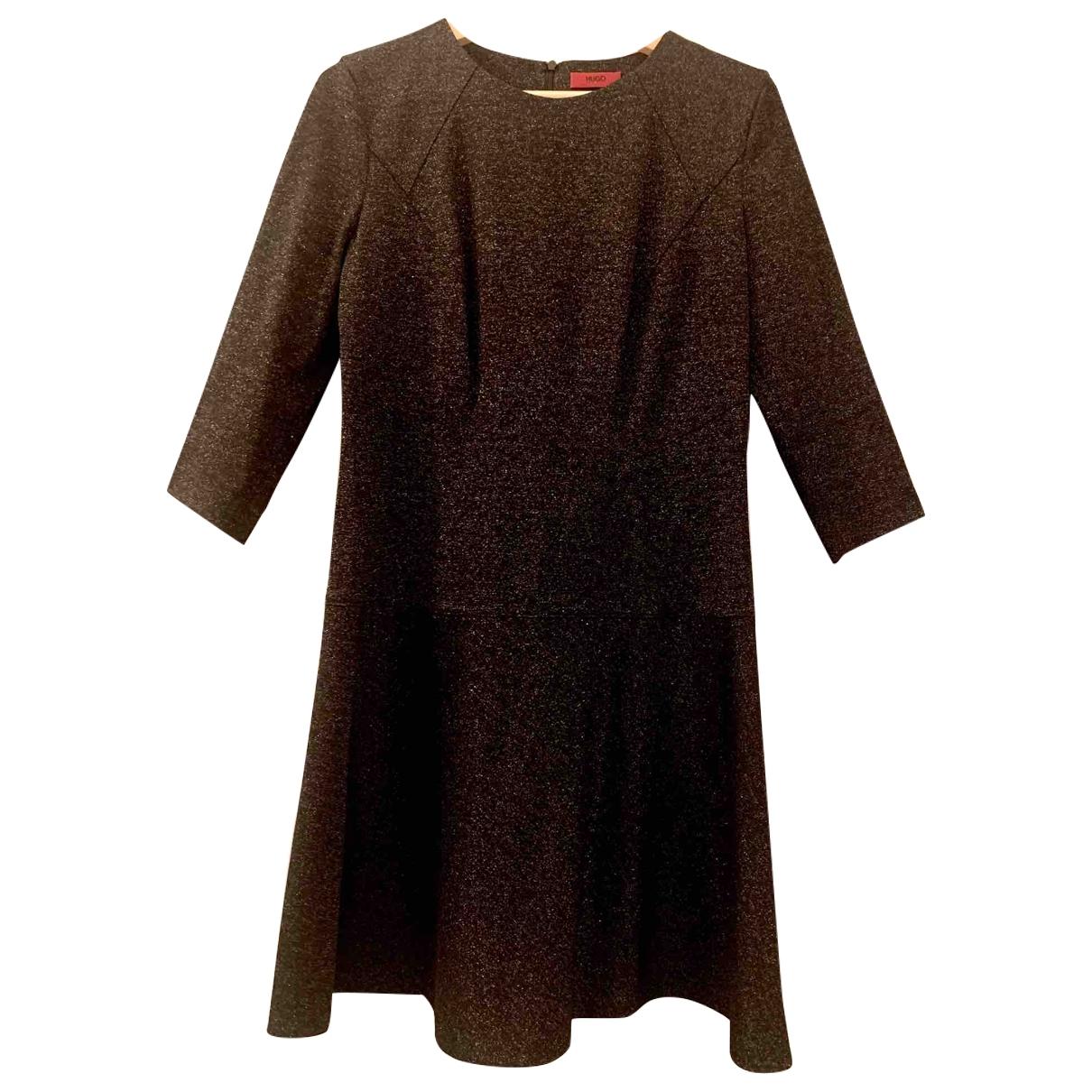 Boss - Robe   pour femme - noir