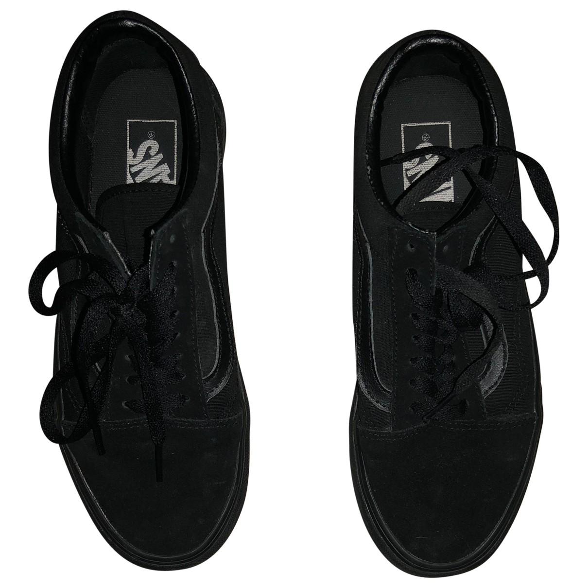 Vans N Black Cloth Trainers for Women 39 EU