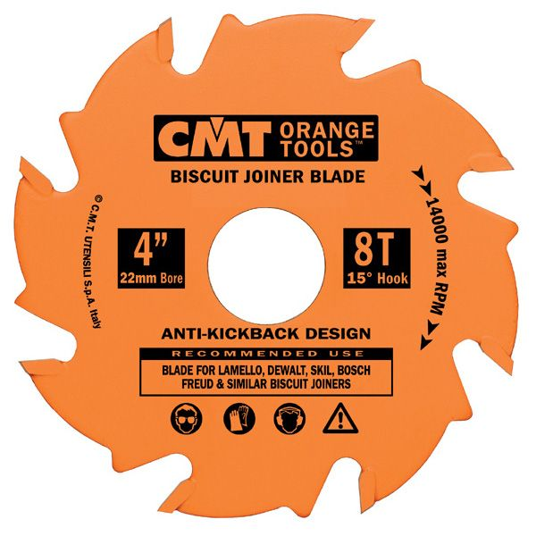241.008.04 Biscuit Joiner Saw Blade