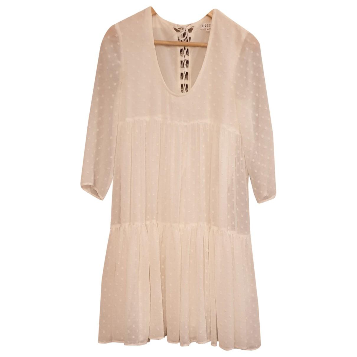 Claudie Pierlot \N White dress for Women 38 FR