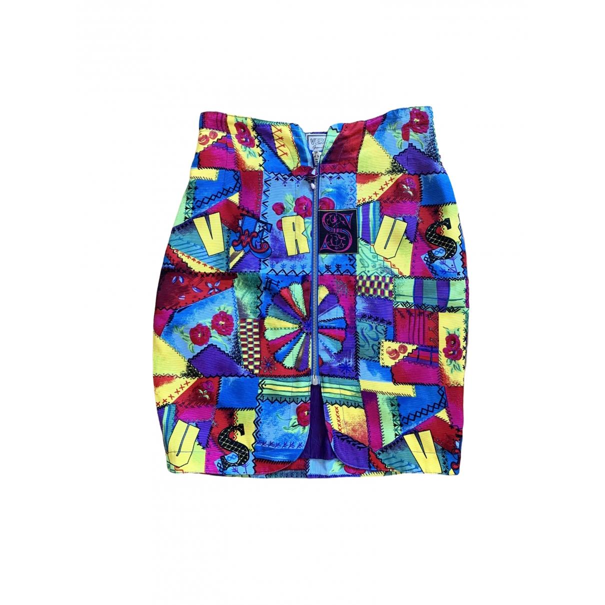 Versus \N Multicolour skirt for Women 44 IT