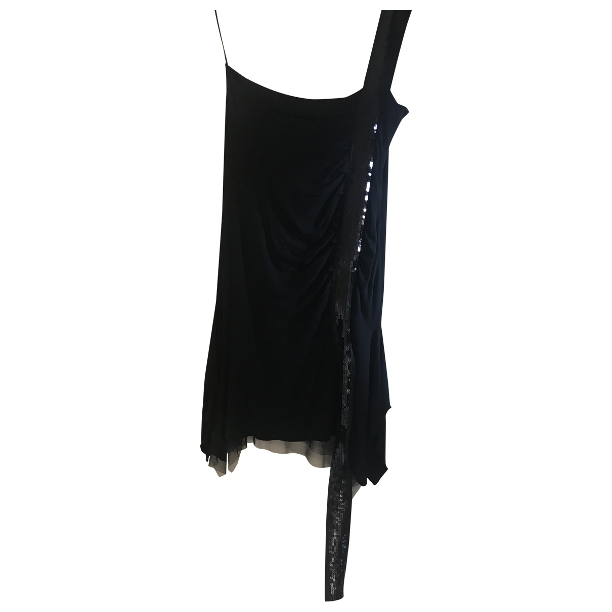 Flavio Castellani \N Black dress for Women 42 IT