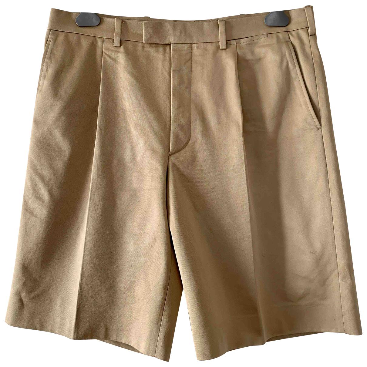 Prada \N Shorts in  Beige Baumwolle