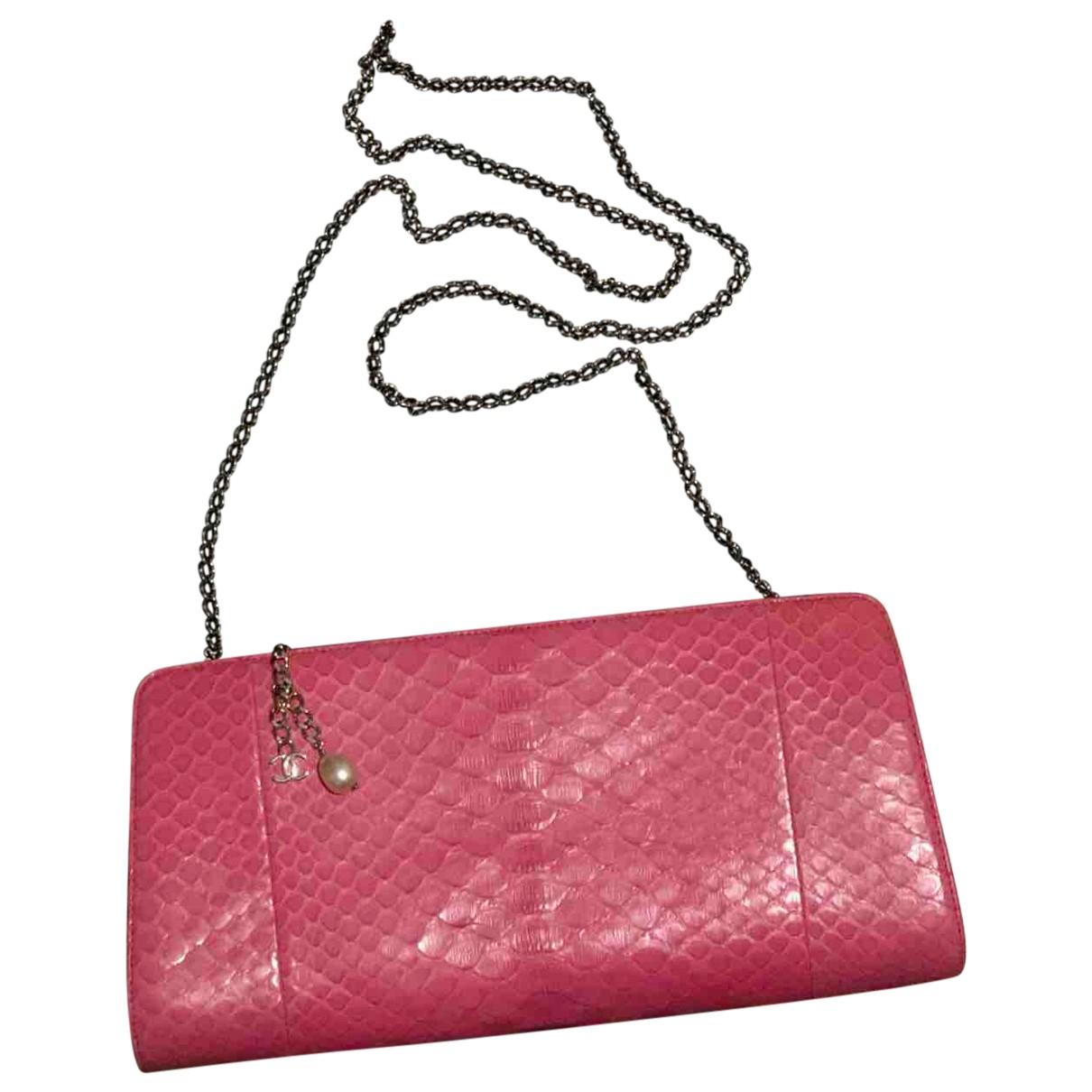 Pochette Wallet on Chain de Piton Chanel