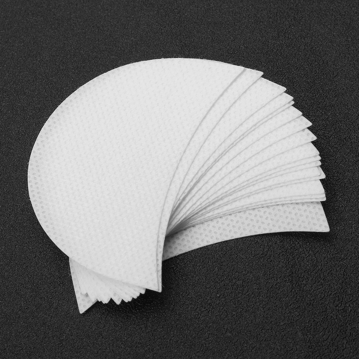 100Pcs Disposable Eyeshadow Shield Lashes Patches Under Eyes Pads Lip Tape Eyelash Extension