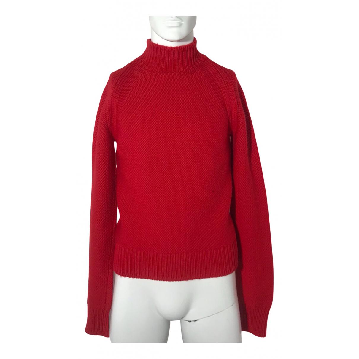 Dsquared2 - Pulls.Gilets.Sweats   pour homme en laine - rouge