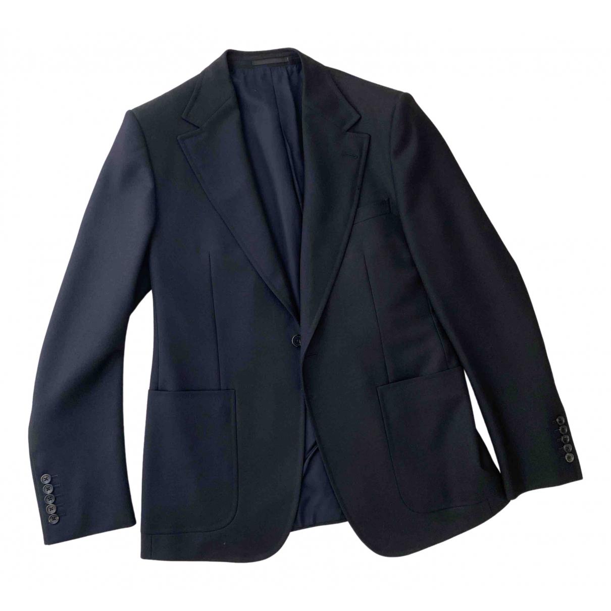 Gucci \N Black Wool jacket  for Men 52 IT