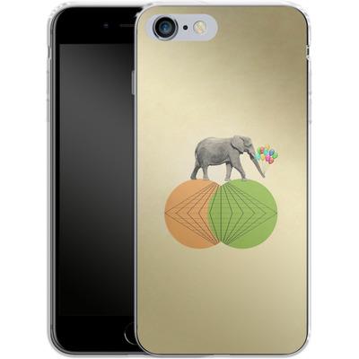 Apple iPhone 6 Plus Silikon Handyhuelle - Balloney Fant von Mark Ashkenazi