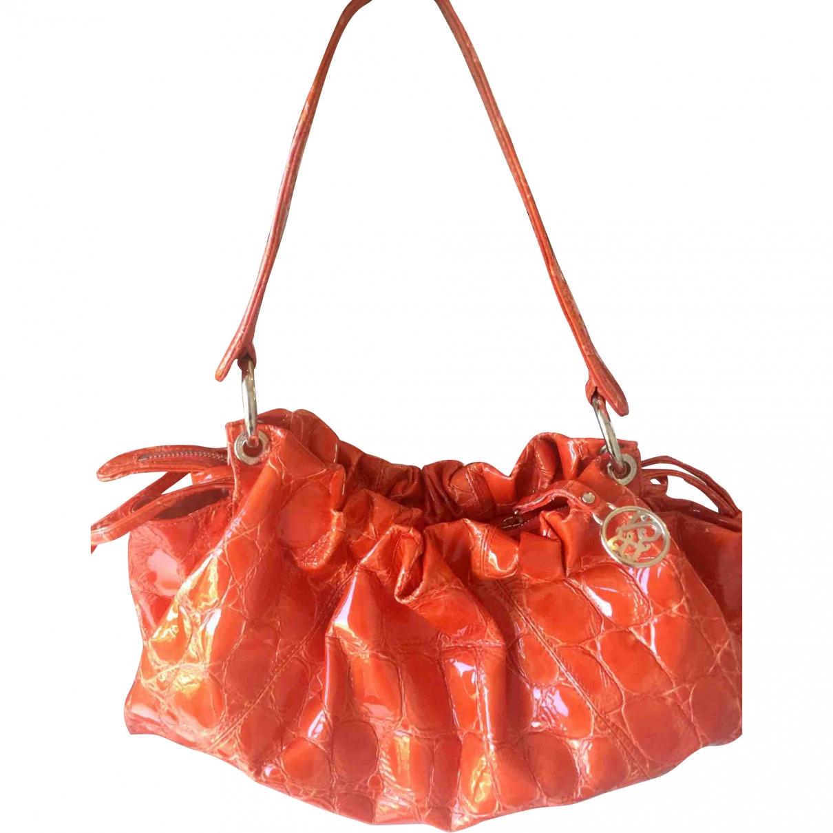 Tosca Blu \N Red Leather Clutch bag for Women \N