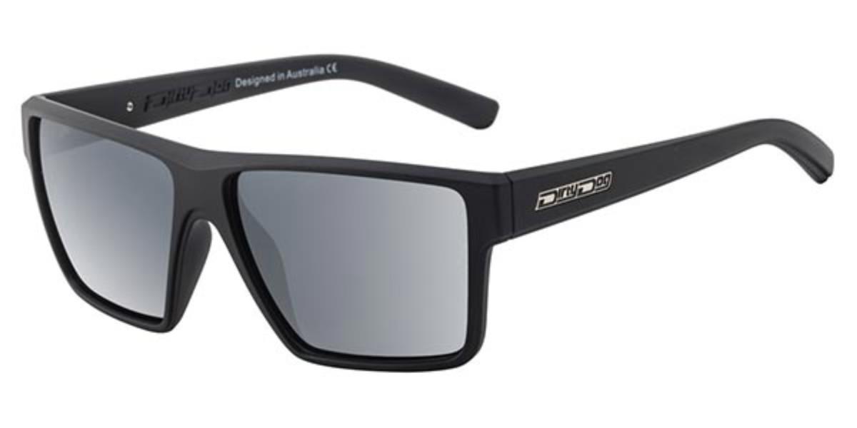 Dirty Dog Noise Polarized 53487 Mens Sunglasses Black Size 57
