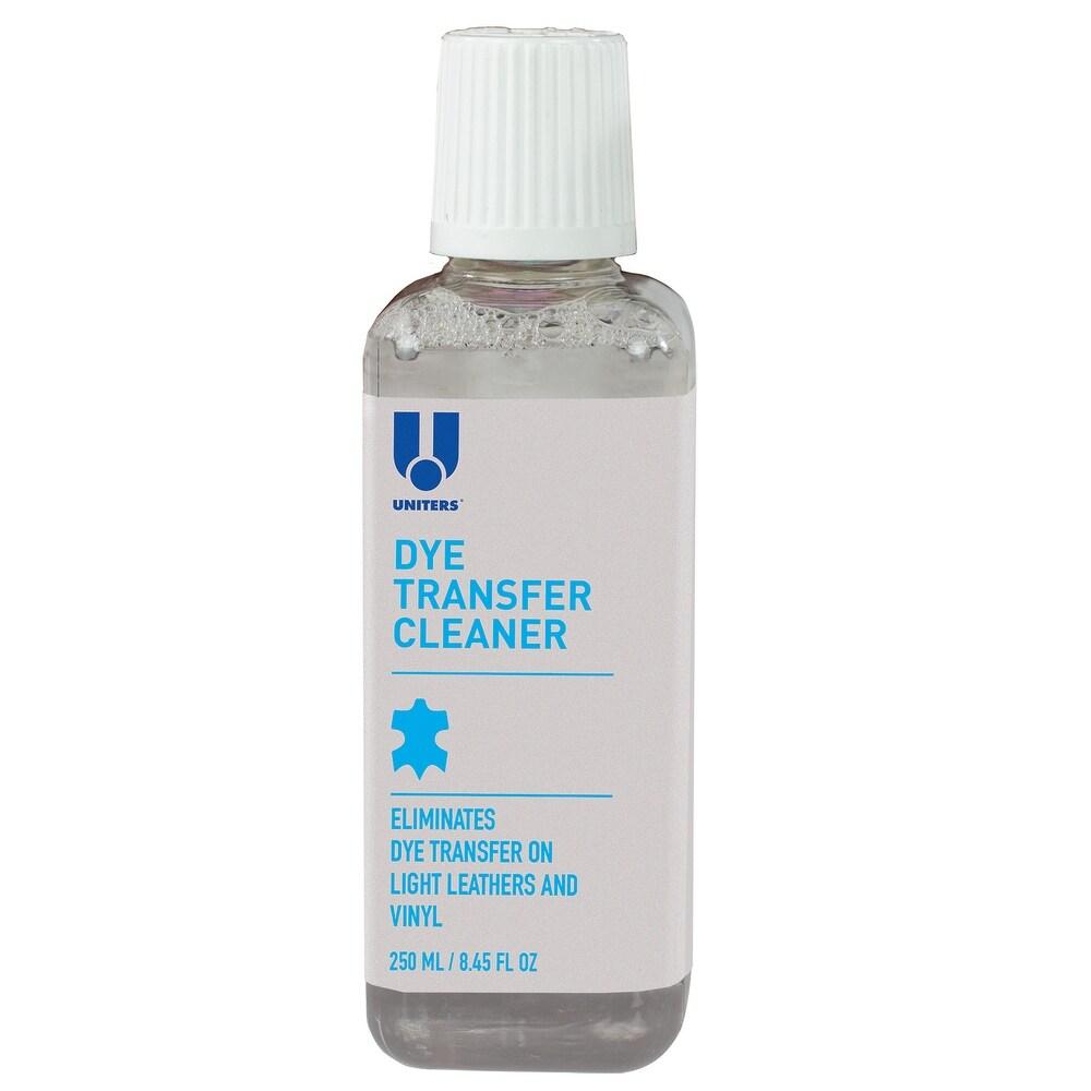 UNITERS Leather Dye Transfer Cleaner -236ml - 236ml (236ml)