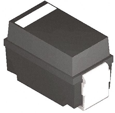 Vishay , 16V Zener Diode 5% 1 W SMT 2-Pin DO-214AC (20)