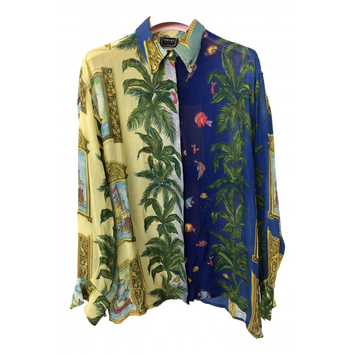Versace Jean - Top   pour femme - multicolore
