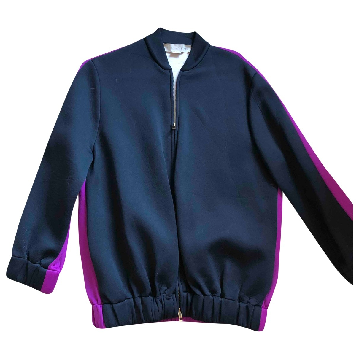 Stella Mccartney \N Purple jacket for Women 38 FR