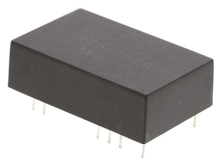 Recom 5W Isolated DC-DC Converter Through Hole, Voltage in 14 → 17 V dc, Voltage out 95 → 210V dc
