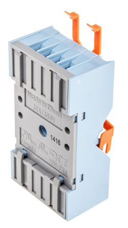 Releco 8 Pin Relay Socket, 300V ac for use with MRC Series 8-Pin Relay