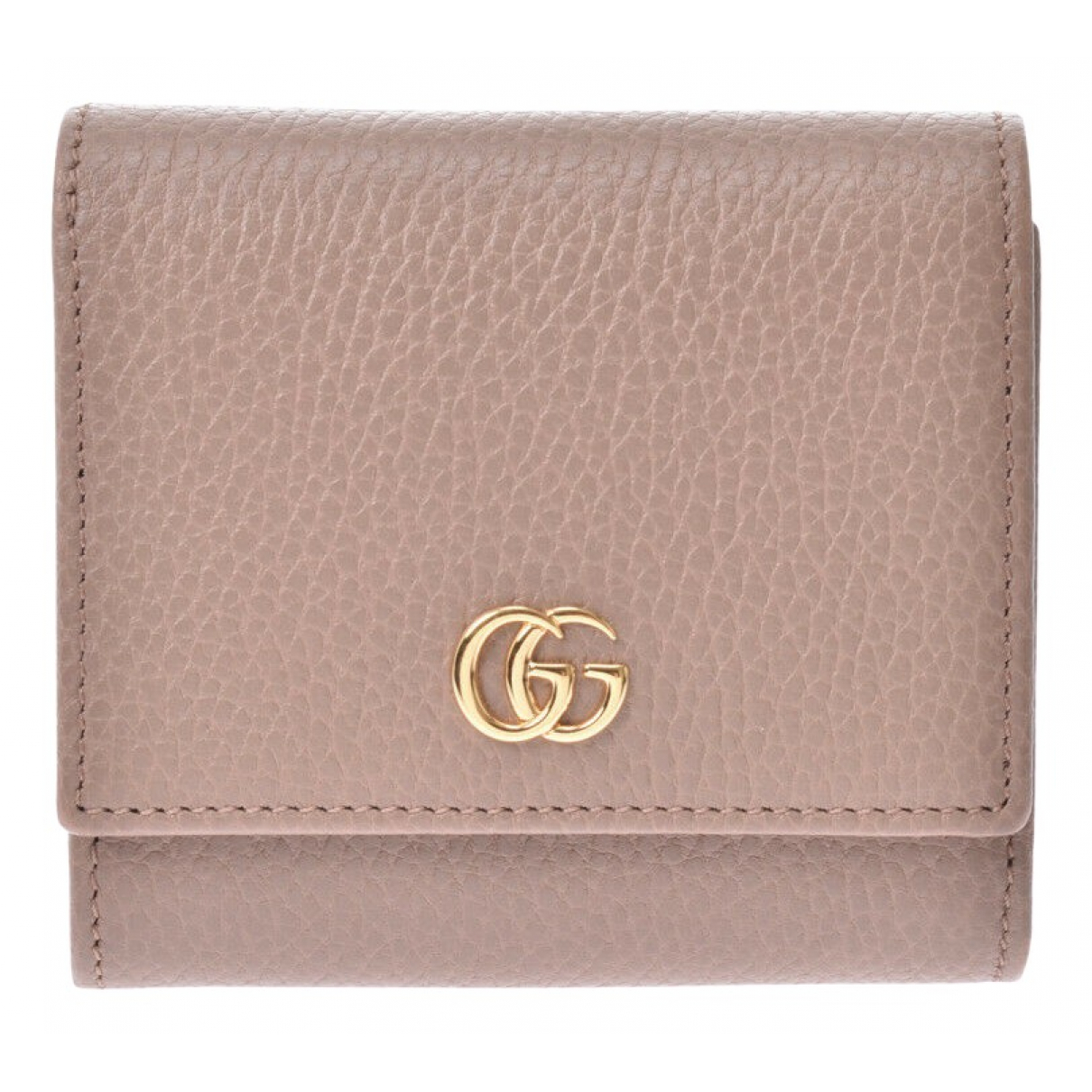 Gucci \N Camel Leather wallet for Women \N