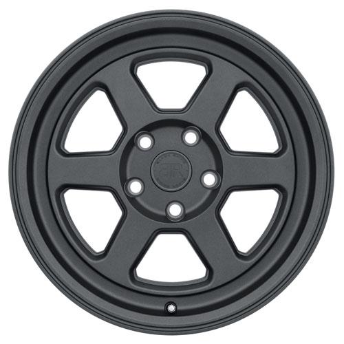 Black Rhino Rumble Gunblack Wheel 16x7 5x114 15mm  CB76.1