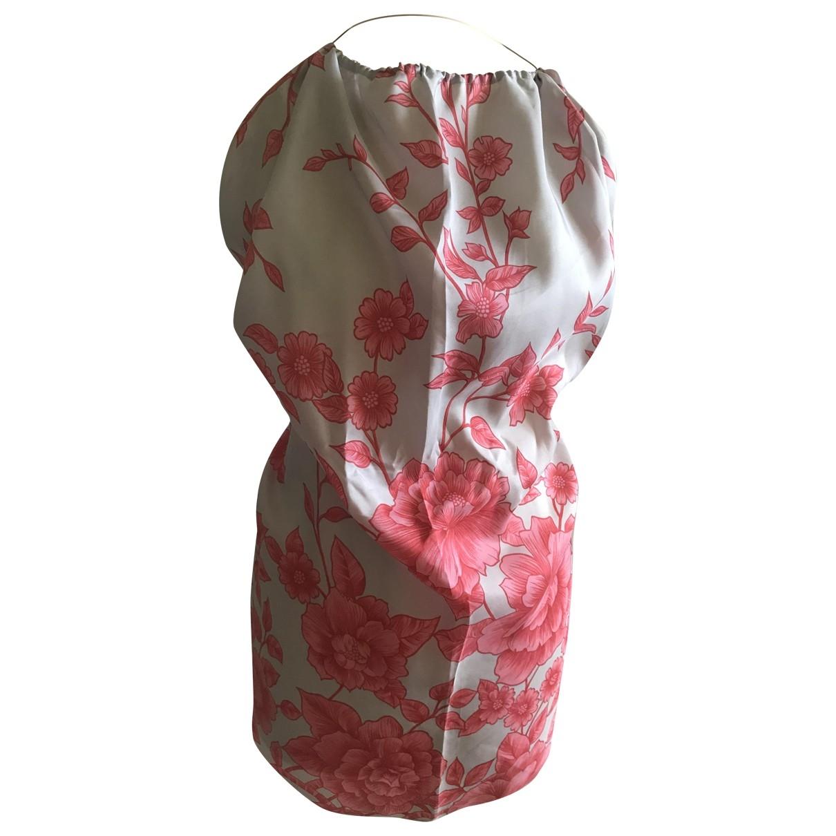 Paul & Joe - Top   pour femme en soie - multicolore