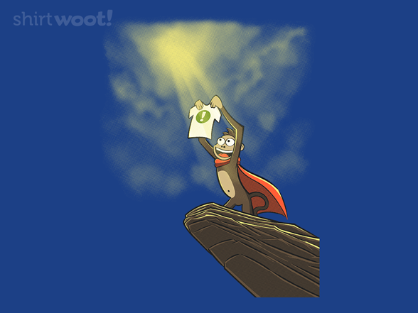 The Woot King T Shirt