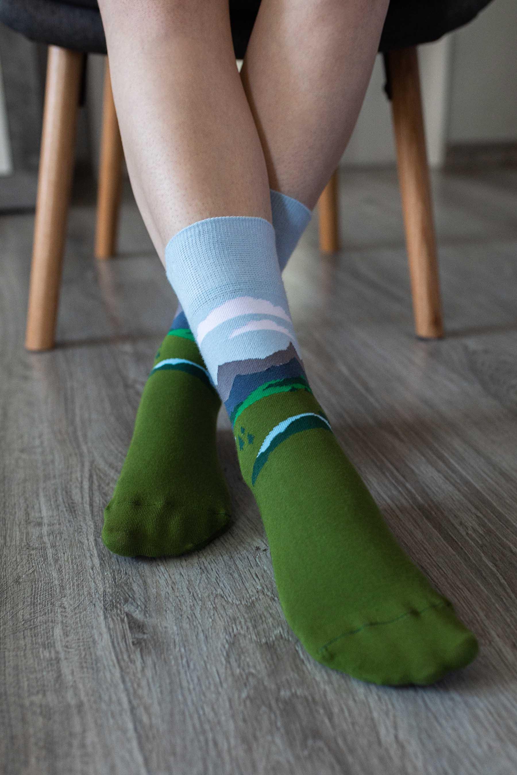 Barfuss-Socken Alpine 35-38