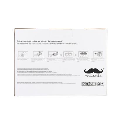 Samsung MLT-D203L cartouche de toner compatible noire haute capacit� - Moustache�