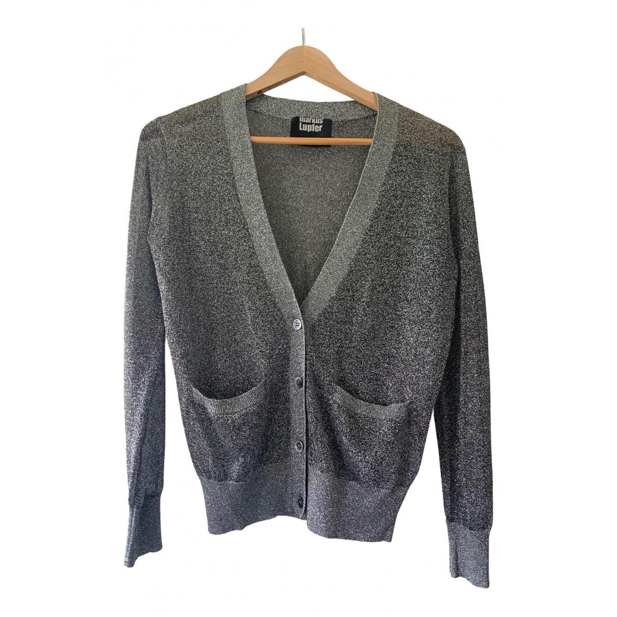 Markus Lupfer N Silver Knitwear for Women XS International
