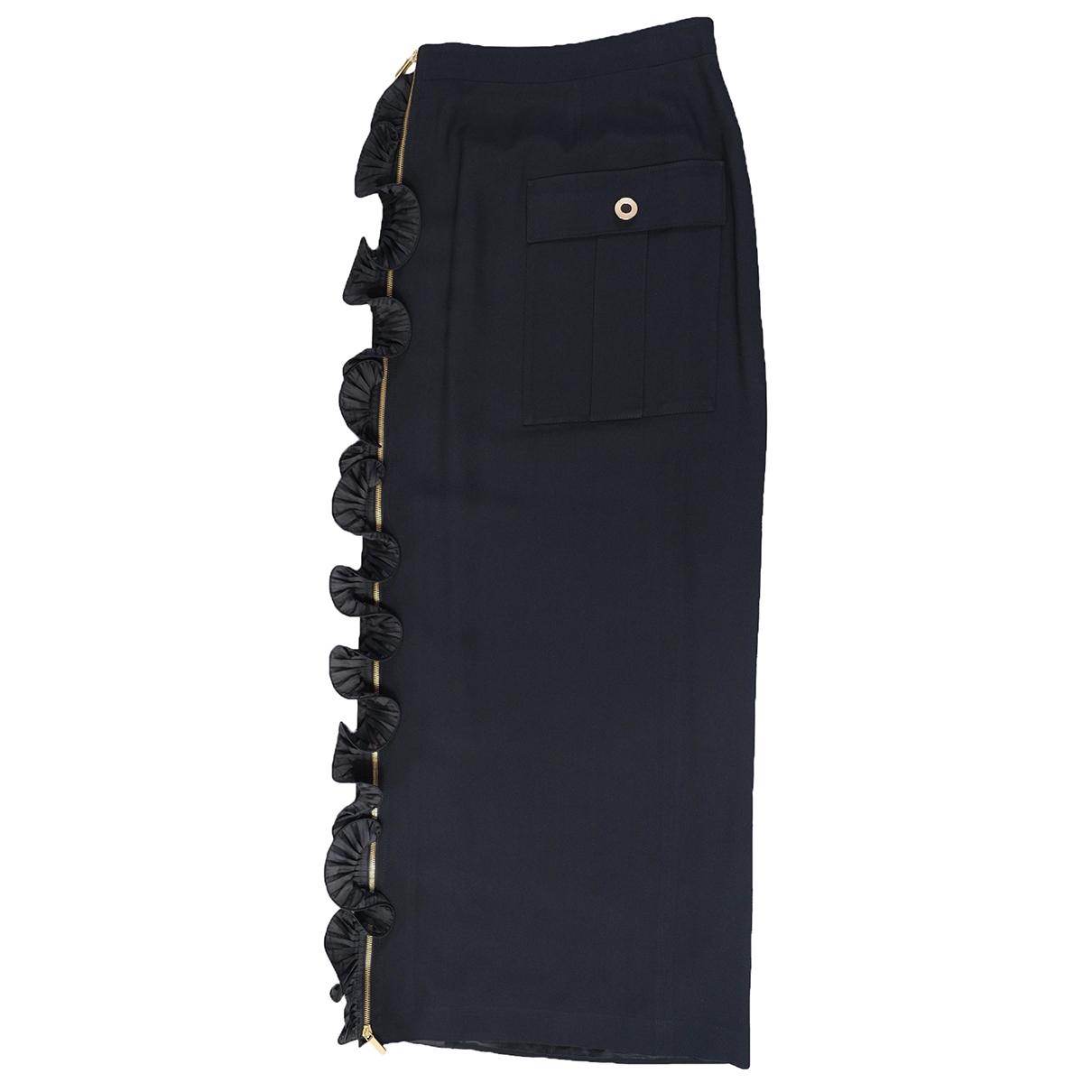 Emanuel Ungaro \N Black skirt for Women 8 UK