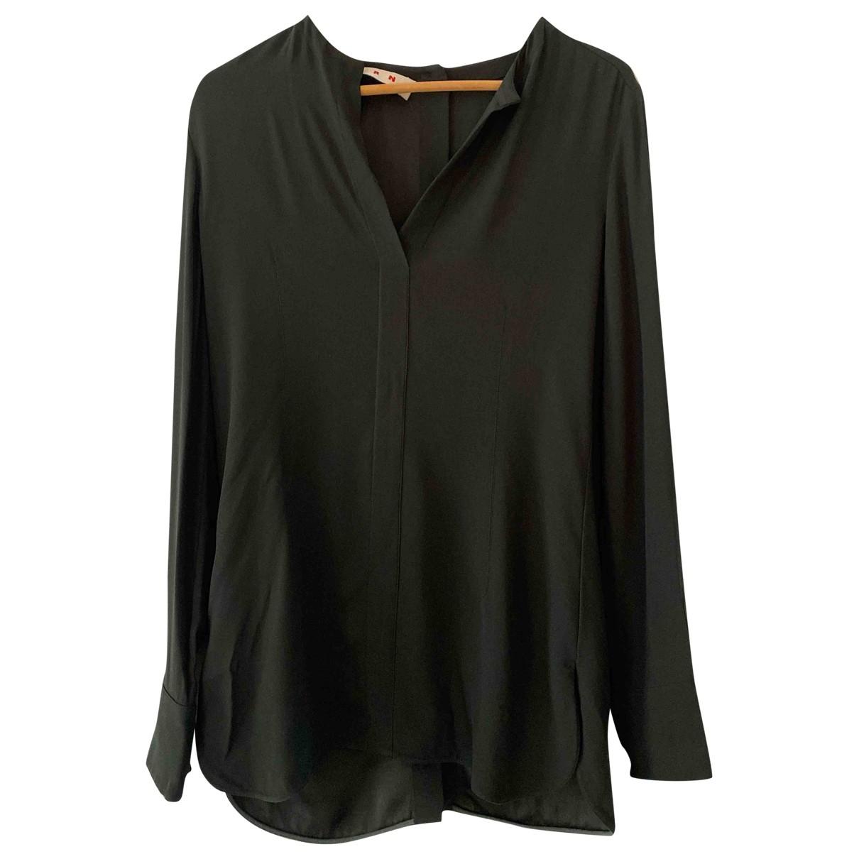 Marni \N Green  top for Women 38 FR
