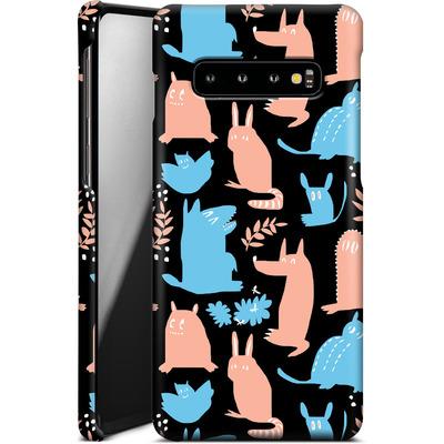 Samsung Galaxy S10 Smartphone Huelle - Nighttime von Jenna Kunnas