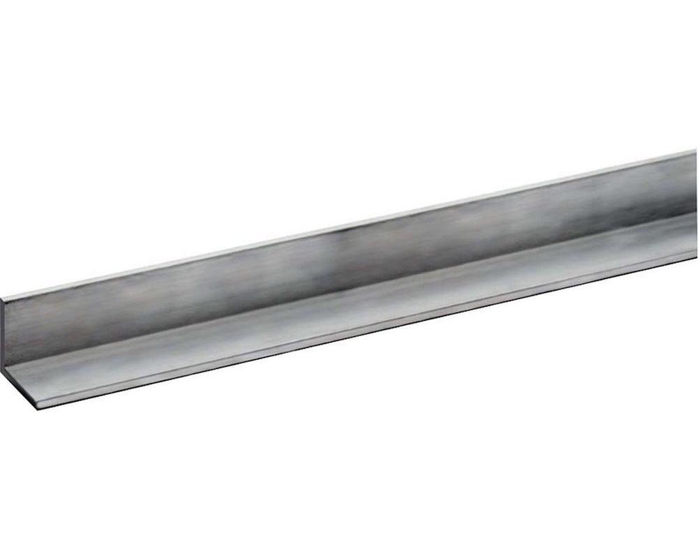 Allstar Performance ALL22253-16 Aluminum Angle 1 x 1 x 1/16 16ft ALL22253-16