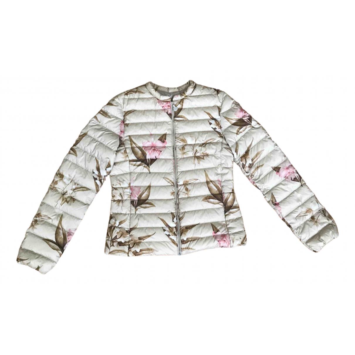 Moncler - Veste Print pour femme - multicolore