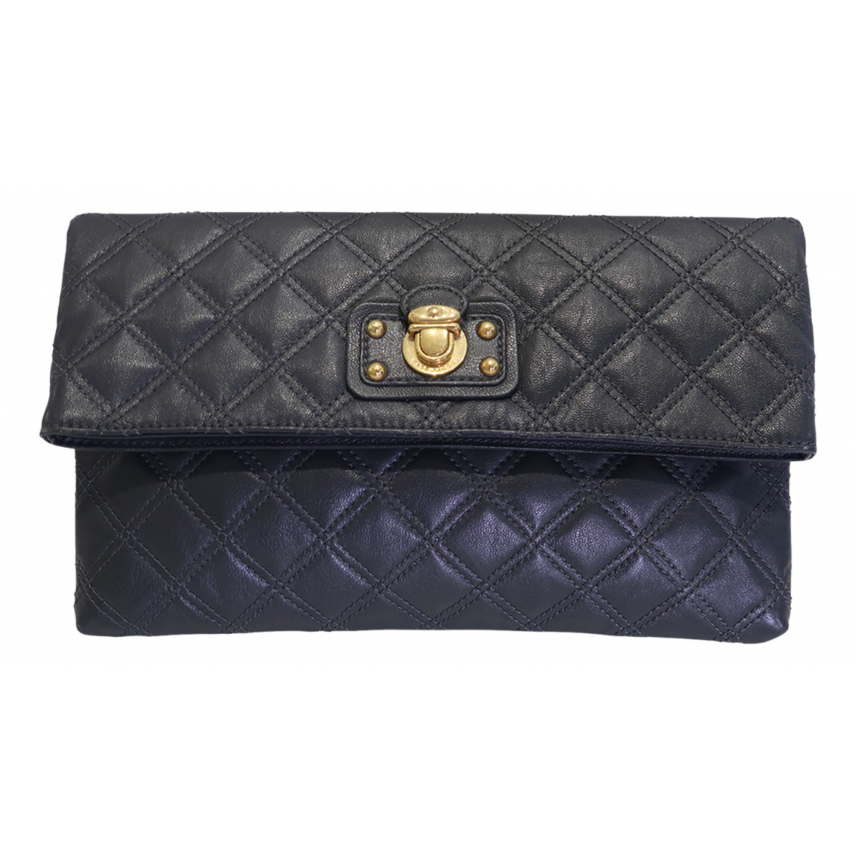 Marc By Marc Jacobs N Grey Leather Clutch bag for Women N