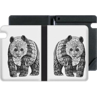 Amazon Kindle Voyage eBook Reader Huelle - Panda von BIOWORKZ