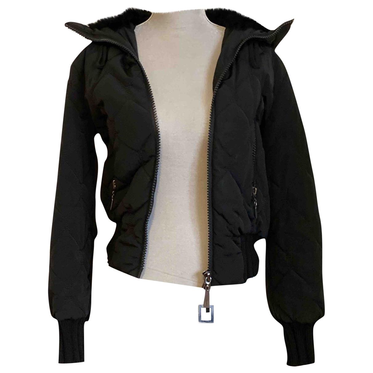 Iceberg \N Black coat for Women 38 IT