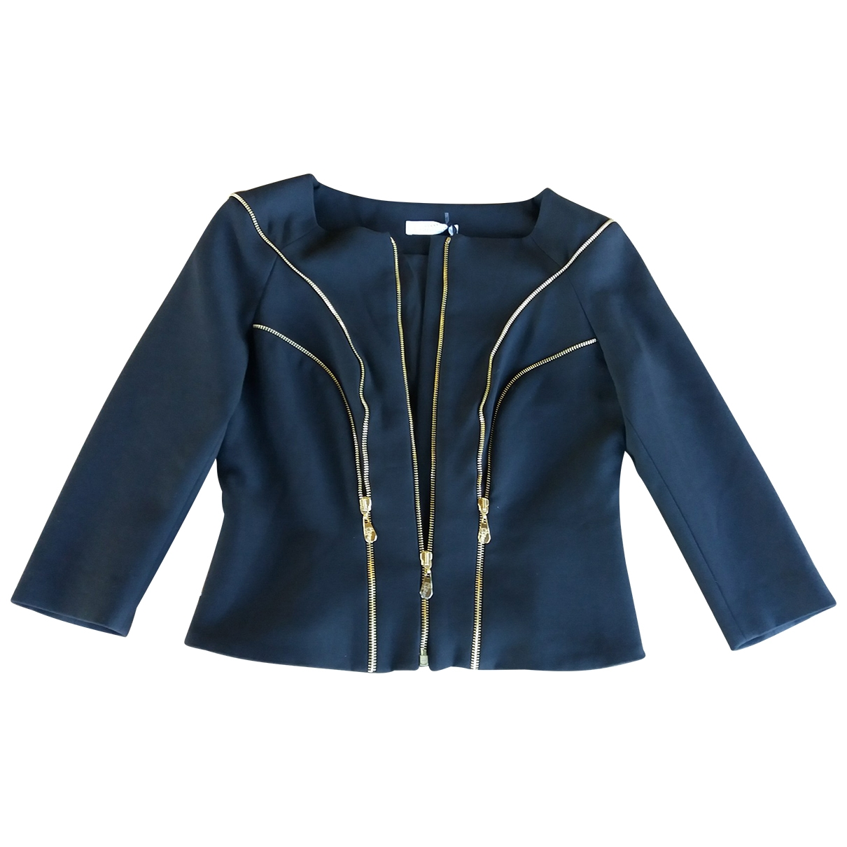 Versace \N Black jacket for Women 44 IT