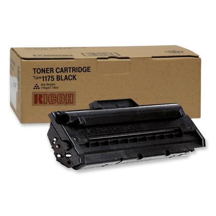Ricoh 412672 Original Black Toner Cartridge