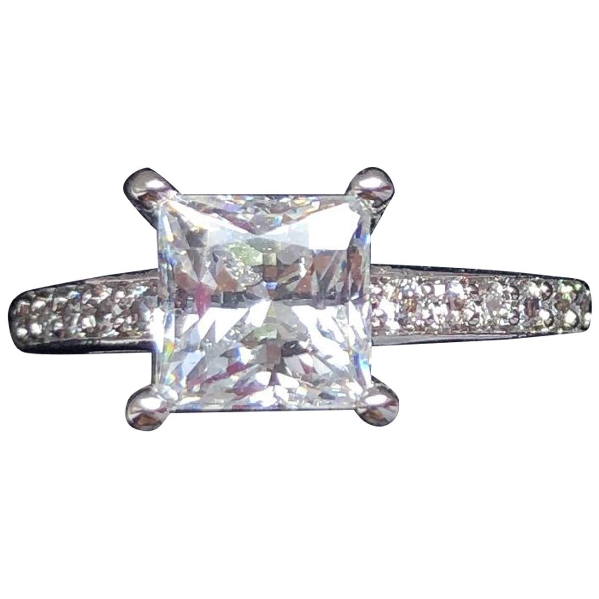 Swarovski \N Ring in  Silber Silber