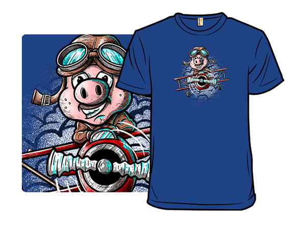 The Pig Baron T Shirt