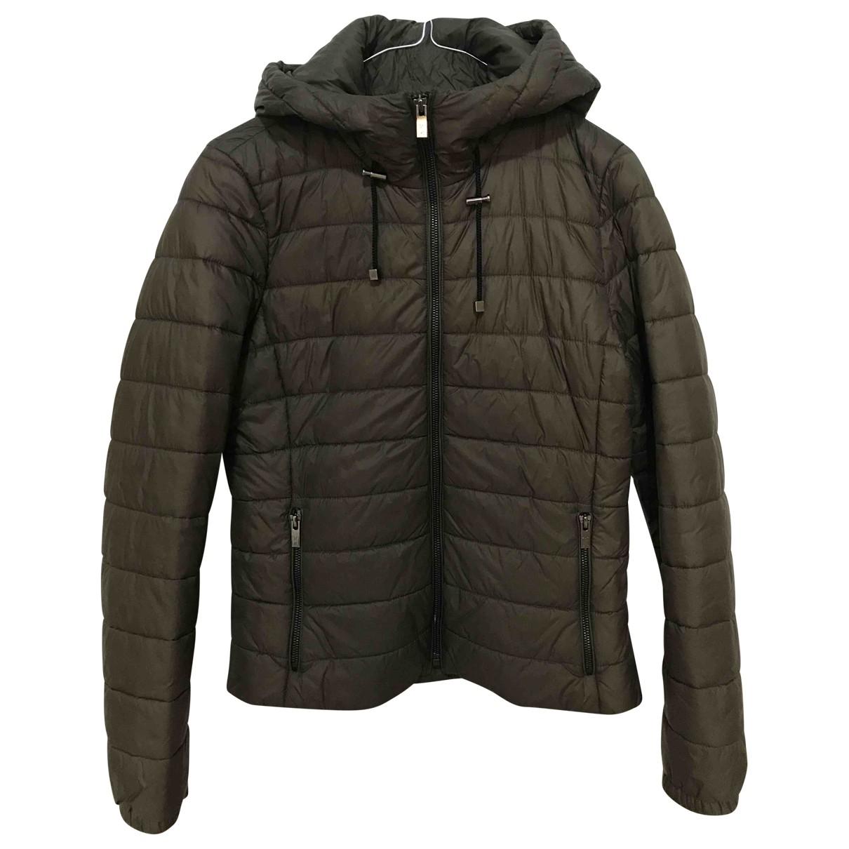 Hogan \N Khaki jacket for Women 42 IT