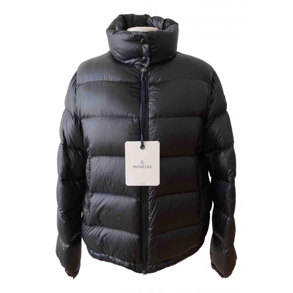 Moncler Classic Black coat for Women S International