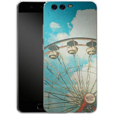 Huawei P10 Silikon Handyhuelle - Cofer Family von Joy StClaire